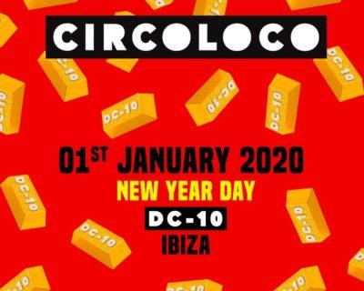 Circoloco NYD | DC10 Ibiza