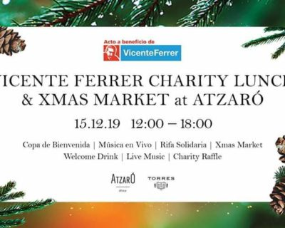Vicente Ferrer Charity Lunch & Xmas Market