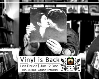 Ibiza Vinyl Club presents Vinyl is Back II
