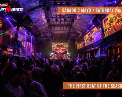 Lovin'Ibiza Festival Day 2. Amnesia