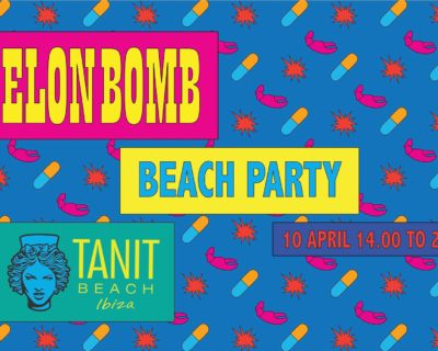 Melon Bomb Easter Beach Party