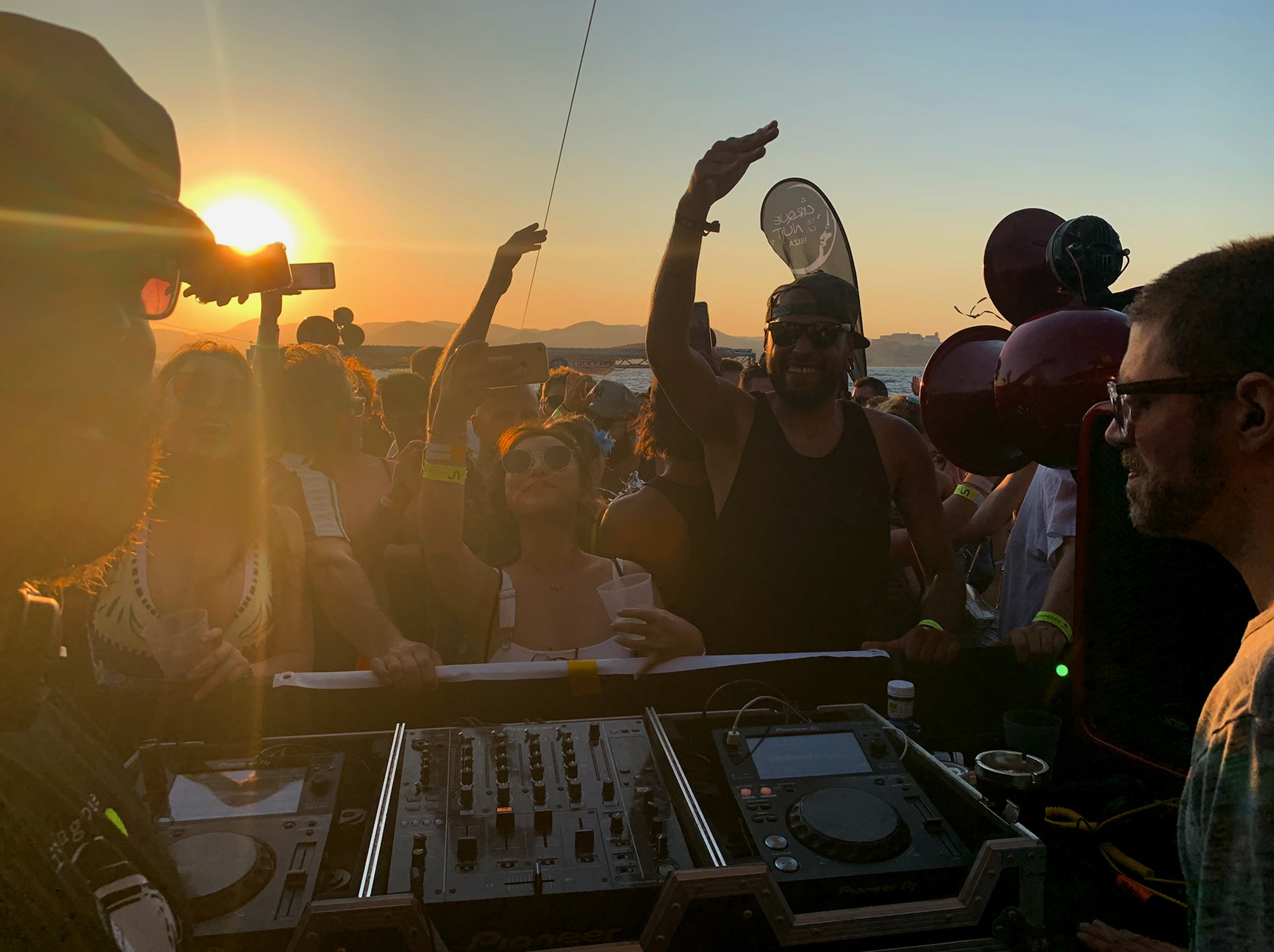 Best Boat Party in Ibiza