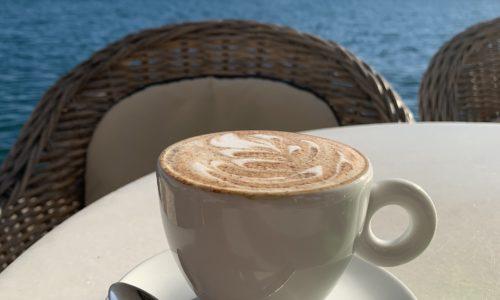 Cappuccino at the Cappuccino !