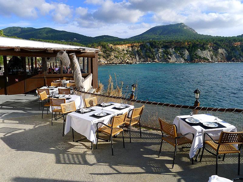 Best Beach Restaurants in Ibiza