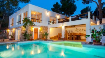 Haveli House Ibizan rustic house